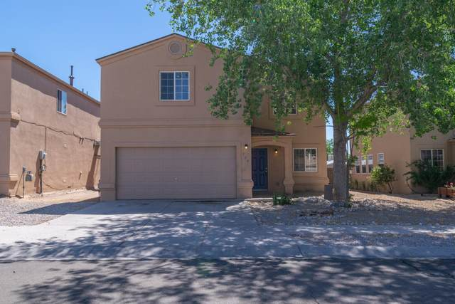 704 Avanti Street SW, Albuquerque, NM 87121 (MLS #969607) :: Campbell & Campbell Real Estate Services