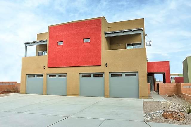 1532 Volponi Drive SE, Albuquerque, NM 87123 (MLS #969714) :: Campbell & Campbell Real Estate Services