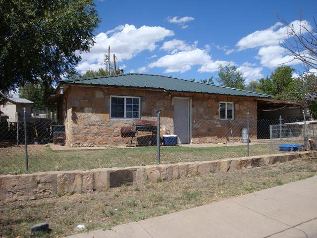 1060 S 10TH Street, Santa Rosa, NM 88435 (MLS #969747) :: The Buchman Group
