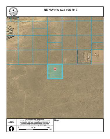 Pajarito (Kd 36) SW, Albuquerque, NM 87121 (MLS #970094) :: The Buchman Group