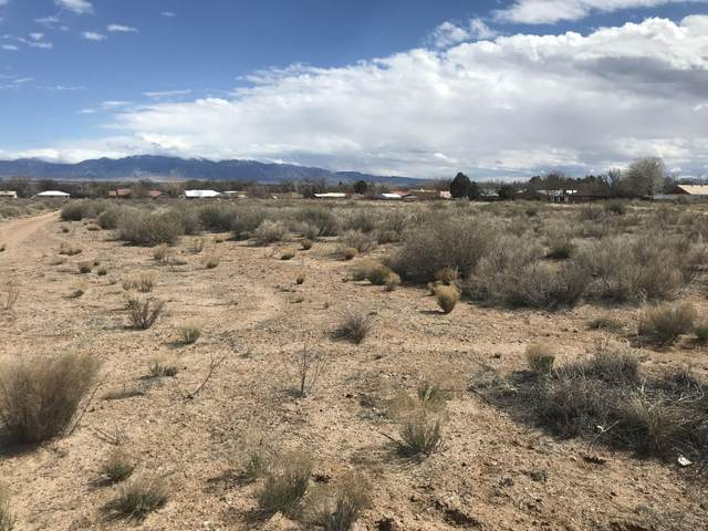 0 Bendito Lane, Belen, NM 87002 (MLS #970430) :: Berkshire Hathaway HomeServices Santa Fe Real Estate