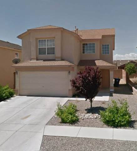 2515 Ghost Ranch Street SW, Albuquerque, NM 87121 (MLS #970529) :: Sandi Pressley Team