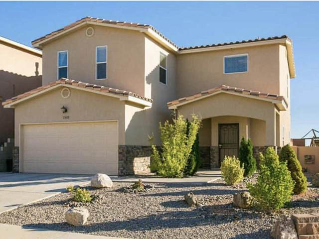 13600 Mountain West Court SE, Albuquerque, NM 87123 (MLS #970745) :: The Bigelow Team / Red Fox Realty