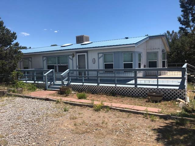 265 Skyline, Edgewood, NM 87015 (MLS #970930) :: Campbell & Campbell Real Estate Services