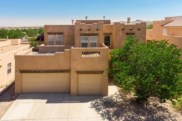 7116 Crosswinds Trail NW, Albuquerque, NM 87114 (MLS #970932) :: The Bigelow Team / Red Fox Realty