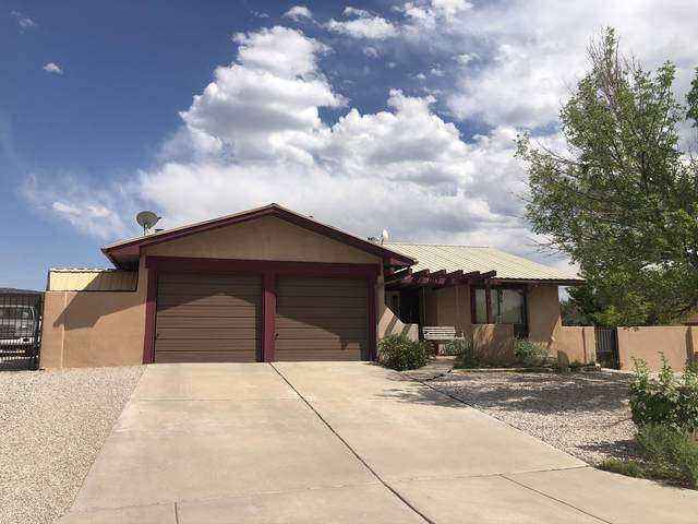 1713 Los Pinos Drive, Grants, NM 87020 (MLS #970949) :: The Buchman Group