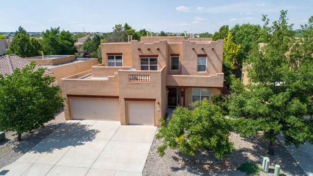 2905 River Willow Trail NW, Albuquerque, NM 87120 (MLS #970982) :: Berkshire Hathaway HomeServices Santa Fe Real Estate