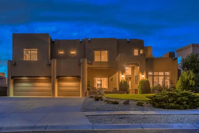 12201 Mountain Haze Road NE, Albuquerque, NM 87122 (MLS #971065) :: Campbell & Campbell Real Estate Services