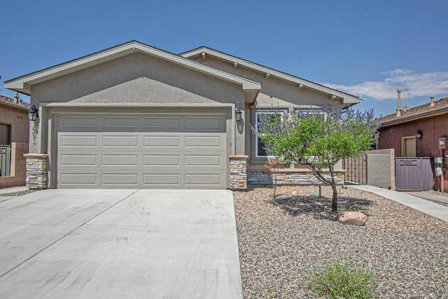 421 Promenade Trail SW, Los Lunas, NM 87031 (MLS #971071) :: Campbell & Campbell Real Estate Services