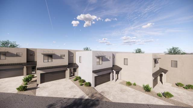 4591 Villa Loma Lane NE, Albuquerque, NM 87111 (MLS #971110) :: The Bigelow Team / Red Fox Realty