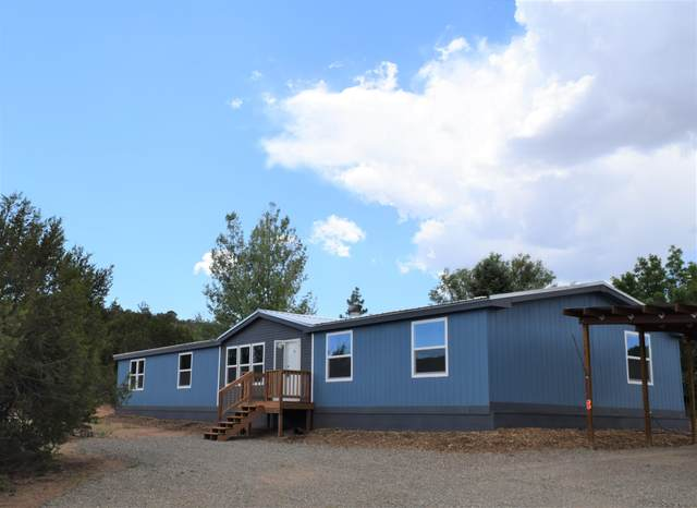 3 Hummingbird Lane, Edgewood, NM 87015 (MLS #971142) :: Campbell & Campbell Real Estate Services