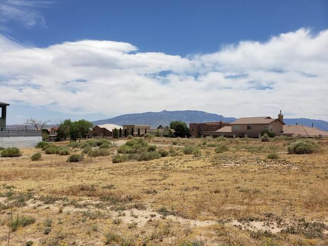 Pinnacle Drive SE, Rio Rancho, NM 87124 (MLS #971175) :: The Bigelow Team / Red Fox Realty