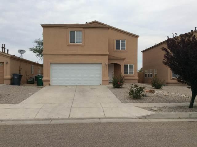 1805 Sierra Norte Loop NE, Rio Rancho, NM 87144 (MLS #971220) :: The Buchman Group