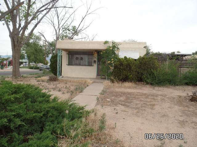 600 San Pedro Drive SE, Albuquerque, NM 87108 (MLS #971224) :: Campbell & Campbell Real Estate Services