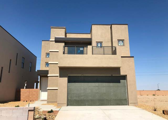 805 Horned Owl NE, Albuquerque, NM 87122 (MLS #971237) :: Campbell & Campbell Real Estate Services