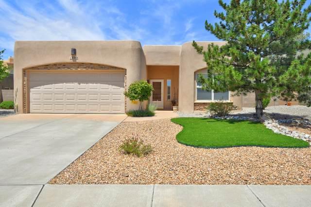 1393 Tiffany Lane SE, Rio Rancho, NM 87124 (MLS #971251) :: Sandi Pressley Team