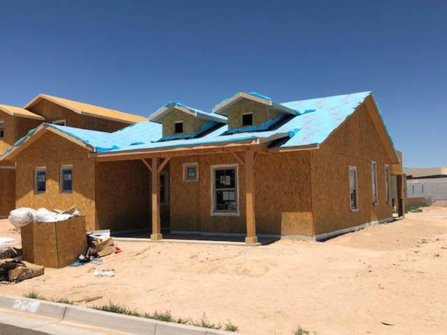 2605 Dekooning SE, Albuquerque, NM 87105 (MLS #971265) :: Campbell & Campbell Real Estate Services