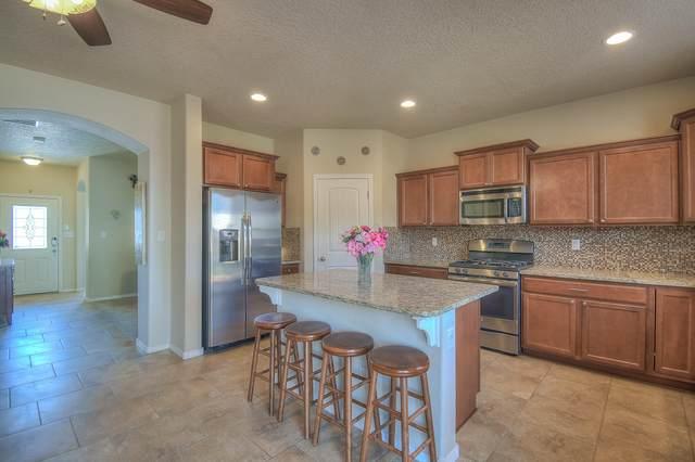 4023 Desert Lupine Drive NE, Rio Rancho, NM 87144 (MLS #971311) :: The Buchman Group