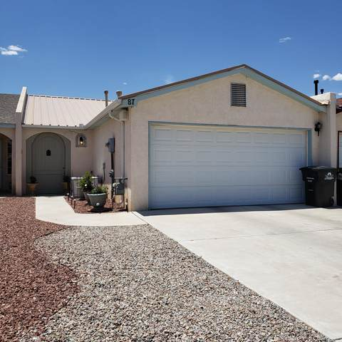 87 Hartel Place, Rio Communities, NM 87002 (MLS #971318) :: Campbell & Campbell Real Estate Services