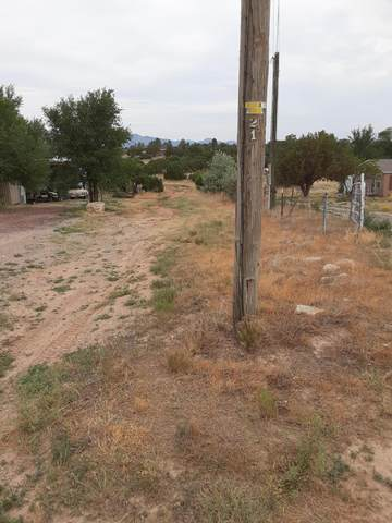 TR 28-B Park Road, Edgewood, NM 87015 (MLS #971362) :: Campbell & Campbell Real Estate Services