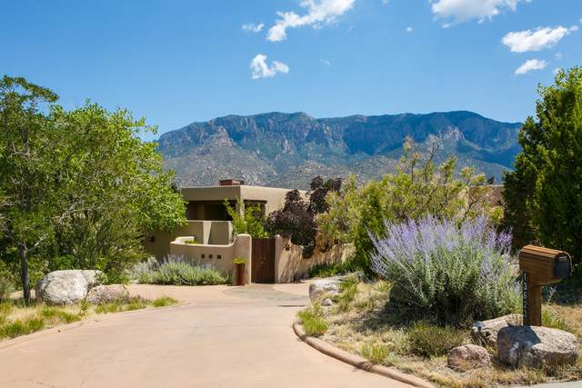 13623 Canada Del Oso Place NE, Albuquerque, NM 87111 (MLS #971365) :: The Bigelow Team / Red Fox Realty