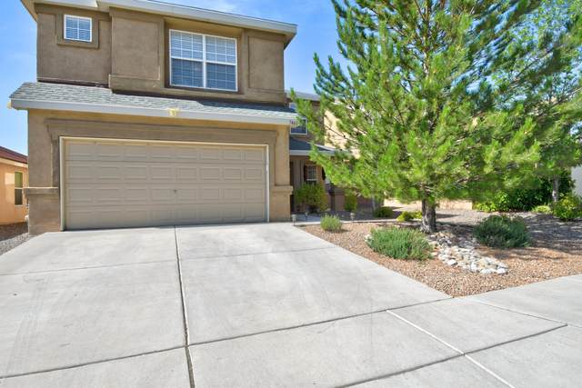 7460 S Sanderling Road NW, Albuquerque, NM 87114 (MLS #971372) :: The Bigelow Team / Red Fox Realty
