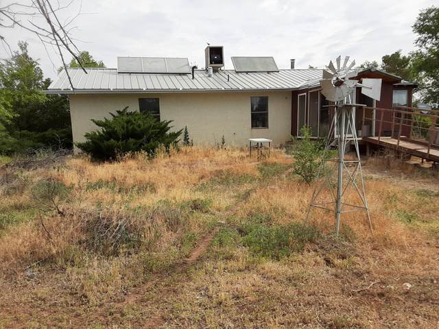 25 Park Road, Edgewood, NM 87015 (MLS #971394) :: Campbell & Campbell Real Estate Services