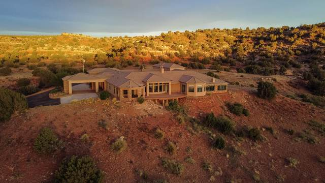 2534 State Highway 91, Santa Rosa, NM 88435 (MLS #971404) :: The Buchman Group
