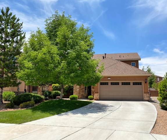 10115 Avenida Vista Cerros NW, Albuquerque, NM 87114 (MLS #971428) :: The Bigelow Team / Red Fox Realty