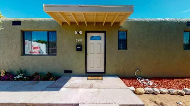 5800 Aztec Road NE, Albuquerque, NM 87110 (MLS #971432) :: Campbell & Campbell Real Estate Services