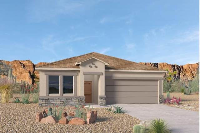 4209 Skyline Loop NE, Rio Rancho, NM 87144 (MLS #971435) :: The Buchman Group