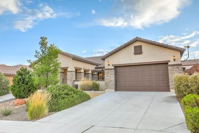 29 Vista Hermosa Place NE, Rio Rancho, NM 87124 (MLS #971436) :: The Bigelow Team / Red Fox Realty