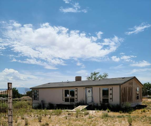 12 Agua Fria Road, Los Chavez, NM 87002 (MLS #971485) :: Campbell & Campbell Real Estate Services