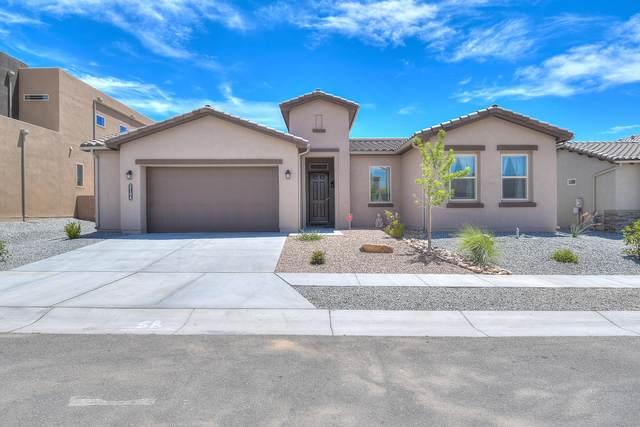 2104 Roll Cloud Drive NW, Albuquerque, NM 87120 (MLS #971501) :: The Buchman Group