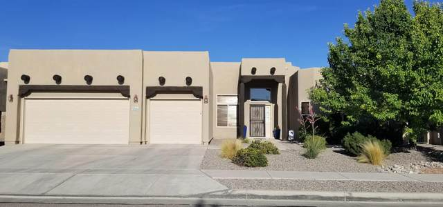 2324 Arroyo Falls Street NW, Albuquerque, NM 87120 (MLS #971504) :: The Buchman Group