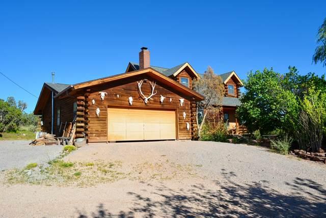 93 Cedar Ridge Road, Bluewater, NM 87005 (MLS #971533) :: The Buchman Group