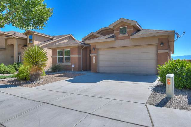 10212 Ventana Sol Drive NW, Albuquerque, NM 87114 (MLS #971547) :: The Bigelow Team / Red Fox Realty