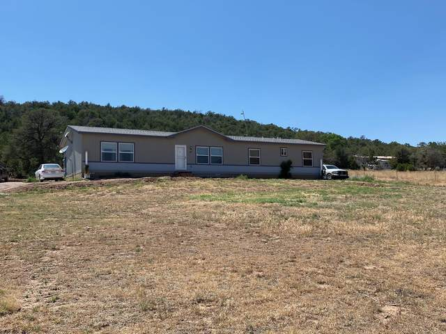22 Lost Canyon Road, Edgewood, NM 87015 (MLS #971576) :: Campbell & Campbell Real Estate Services