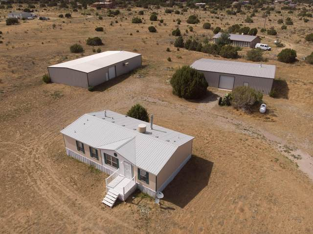 23 Grigsby Lane, Tijeras, NM 87059 (MLS #971590) :: Campbell & Campbell Real Estate Services