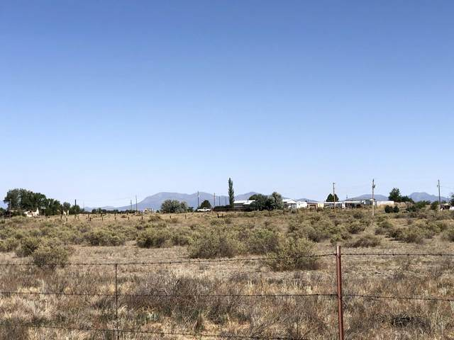 Martinez Road, Moriarty, NM 87035 (MLS #971591) :: The Bigelow Team / Red Fox Realty