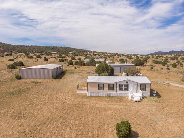 23 Grigsby Lane, Tijeras, NM 87059 (MLS #971595) :: Campbell & Campbell Real Estate Services