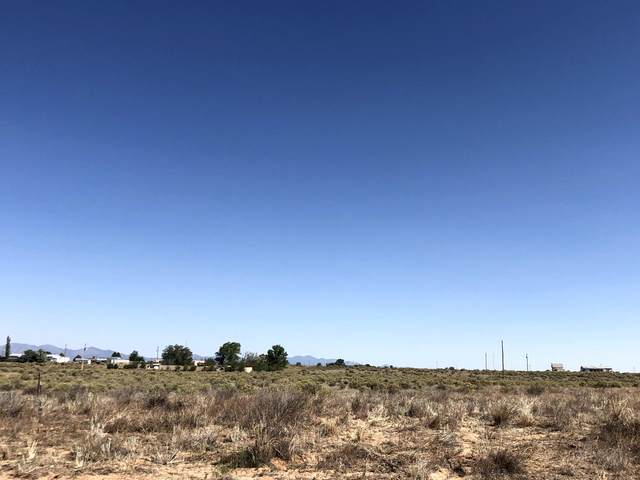 Martinez Road, Moriarty, NM 87035 (MLS #971598) :: The Bigelow Team / Red Fox Realty