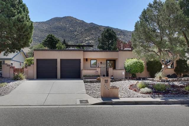3004 Casa Del Norte Drive NE, Albuquerque, NM 87111 (MLS #971648) :: The Bigelow Team / Red Fox Realty