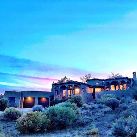 4001 Silvery Minnow Place NW, Albuquerque, NM 87120 (MLS #971660) :: The Bigelow Team / Red Fox Realty