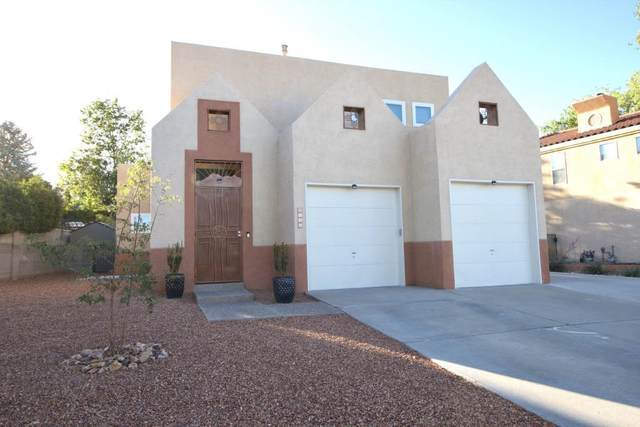 7216 Lew Wallace Drive NE, Albuquerque, NM 87109 (MLS #971694) :: The Bigelow Team / Red Fox Realty