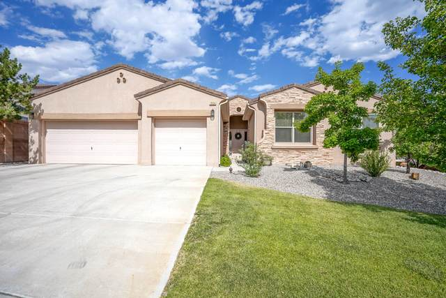 1004 Coyote Bush Road NE, Rio Rancho, NM 87144 (MLS #971706) :: The Bigelow Team / Red Fox Realty