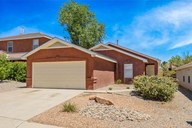 7505 Winslow Place NW, Albuquerque, NM 87114 (MLS #971719) :: The Bigelow Team / Red Fox Realty