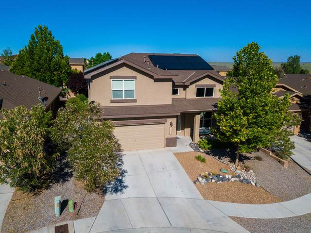 10505 Chance Court NW, Albuquerque, NM 87114 (MLS #971722) :: The Bigelow Team / Red Fox Realty