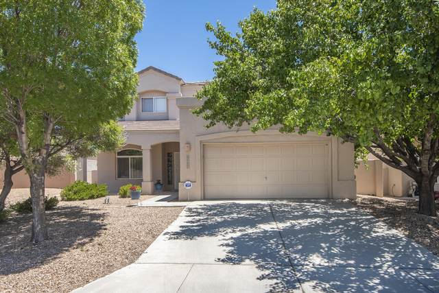 3924 Desert Sage Court NW, Albuquerque, NM 87120 (MLS #971723) :: The Bigelow Team / Red Fox Realty