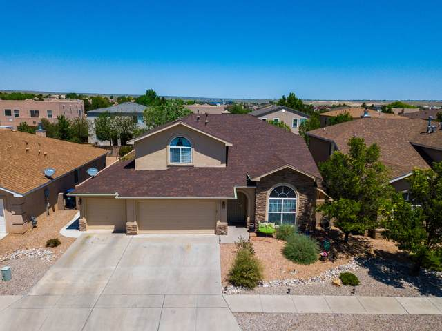 6819 Deerbourne Road NW, Albuquerque, NM 87114 (MLS #971735) :: The Bigelow Team / Red Fox Realty